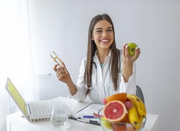 Consulta Nutrición